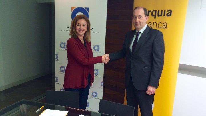 Arquia Banca y ASTURGAR inician su colaboración