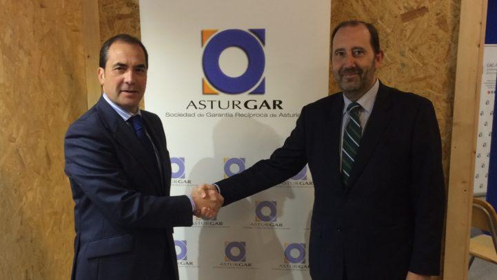 ASTURGAR y Bankinter apuestan por reforzar el tejido empresarial asturiano