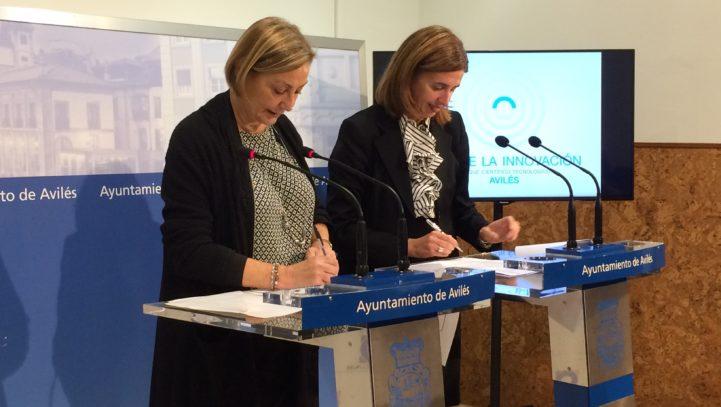 La Curtidora y Asturgar firman un acuerdo para facilitar financiación a autónomos y pymes