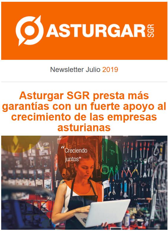 Newsletter Asturgar