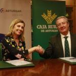 Asturgar y Caja Rural destinan 25 millones de euros a financiar empresas asturianas