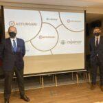 Asturgar y Cajamar ponen a disposición de las pymes asturianas hasta 50 millones de euros de financiación