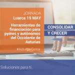 Herramientas de financiación para pymes y autónomos del Occidente de Asturias