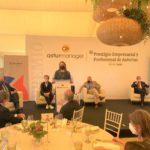 ASTURGAR SGR patrocina el XXVI PREMIO ASTURMANAGER al empresario del año